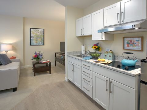 Forestdale Model Kitchen